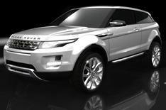 Range Rover LRX will be built in UK