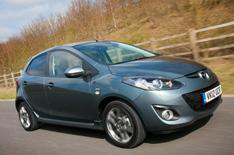 Mazda 2 Venture Edition goes on sale