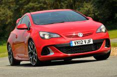 2012 Vauxhall Astra VXR review