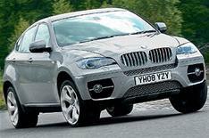 BMW X5 and X6 get sporty