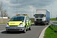 Government cracks down on unsafe lorries
