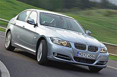 Face-lifted BMW 3 Series revealed