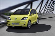 More VW Up versions on the way