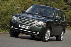 Range Rover: driven