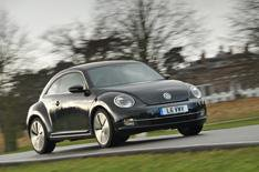 2013 VW Beetle 2.0 TSI DSG review