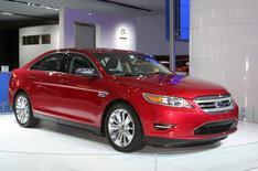 Ford's 'Mondeo' Taurus