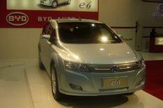 China's BYD wins plug-in race