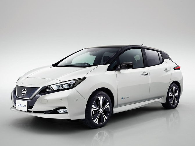 Promoted: All-New Nissan LEAF Intelligent Mobility