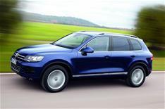 New VW Touareg prices revealed