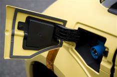 Electric car sales slump
