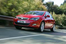 Astra economy and emissions improved