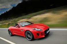 2013 Jaguar F-type review