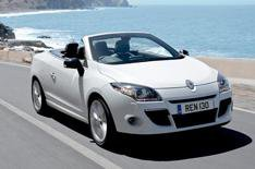 New Renault Megane CC revealed