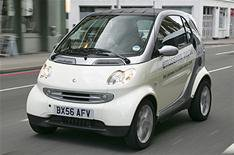 Electric Smart goes live