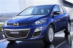 New Mazda CX-7 revealed