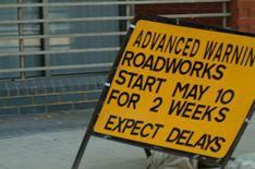 Late roadworks face higher penalties