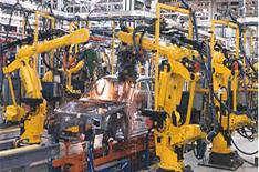 More cars being built in UK