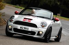 2012 Mini Roadster JCW review