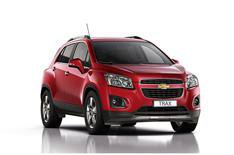 Chevrolet Trax prices announced