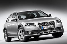 Revealed: Audi A4 Allroad