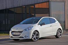 2012 Peugeot 208 review - updated