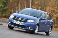 How to spec a Dacia Sandero