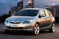 New Vauxhall Astra unveiled