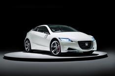 Honda CR-Z will be built