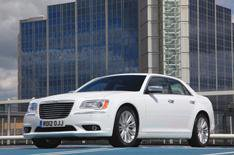 Chrysler 300C with 10k off