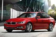 Detroit motor show 2012: BMW 3 Series