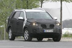 World exclusive drive  Kia Sorento