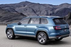 Volkswagen Crossblue SUV revealed