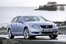 Lexus face-lifts GS range