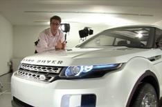 What Car? TV: Land Rover LRX