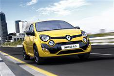 2012 Renault Twingo Renaultsport 133