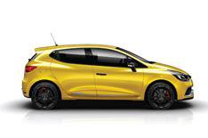Renaultsport Clio RS on sale from June