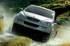 Relaunched Ssangyong woos buyers