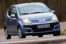 Nissan Pixo: first drive