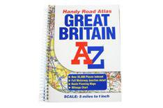 11th A-Z Handy Road Atlas GB 6.95