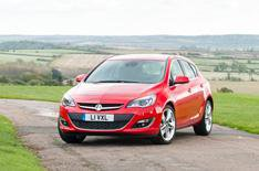 2013 Vauxhall Astra prices slashed