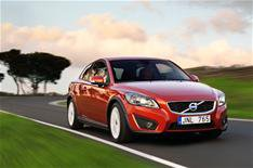 Pay less for entry-level Volvo C30