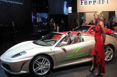 Ferrari biopower