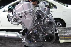 Acura diesel technology