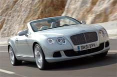 Bentley to continue with W12 engine