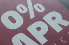 0% deals help increase dealer finance