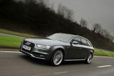 2012 Audi A4 Avant 3.0 TDI 204 review