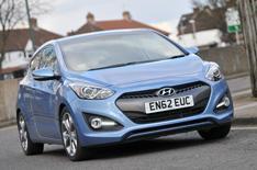 2013 Hyundai i30 3dr review