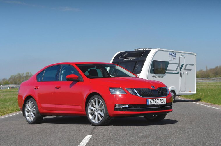 How to match a car and caravan safely