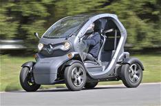Renault Twizy priced from 6690