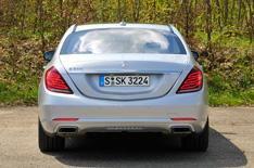 Inside the new Mercedes S-Class